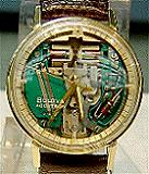 Accutron 214H Space -18k Swiss