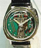 Accutron 214 Space- 2 tone SS-14k
