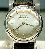 Accutron 214 Diamond dial WGF