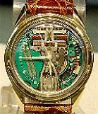 Accutron 214 Space - 18k Case