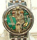 Accutron 214H Space - SS Swiss