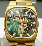 Accutron 214 - Square GF