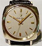 Accutron 2180 - Cashion case GF