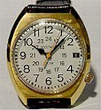 Accutron 2181 - RR 24-hour Dial GP