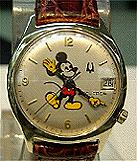 Accutron 2181 - Mickey Mouse GF