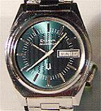 Accutron 2182 - Jewel Blue Dial-Sapphire Crystal SS