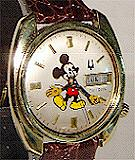 Accutron 2182 - Mickey Mouse GF