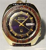 Accutron 2182 -Wood grained GF