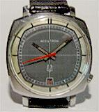 Accutron 2181 TV Dial (Date@ 6)