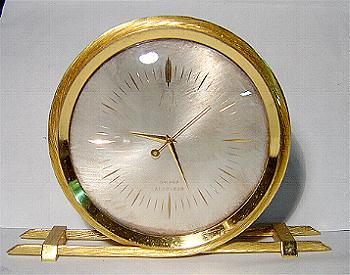 Accutron Rope Clock Brass Stock# 800c